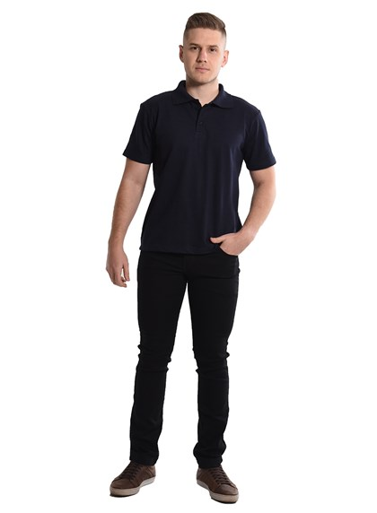 Calça Jeans Masculina com Elastano Branco