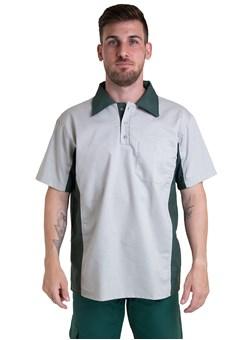 Camisa Frentista Petrobras Cinza