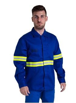 Camisa NR10 Azul Royal