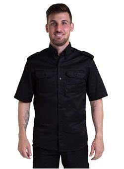 Camisa Vigilante Preta