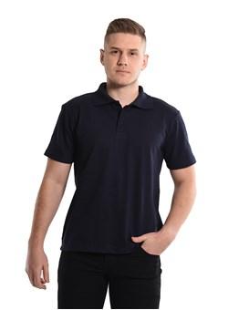 Camiseta Polo Azul Noite