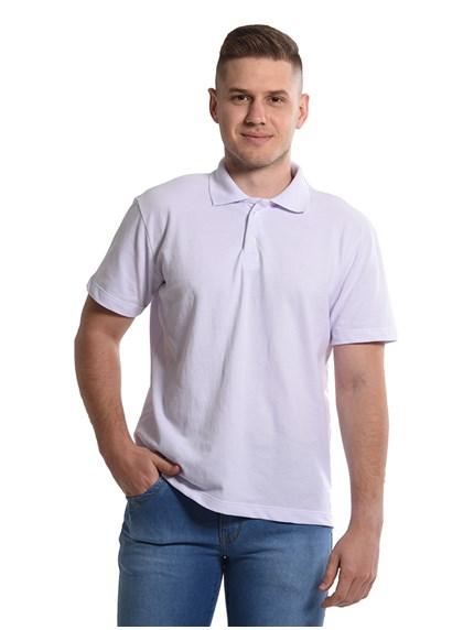 Camiseta Polo Branco